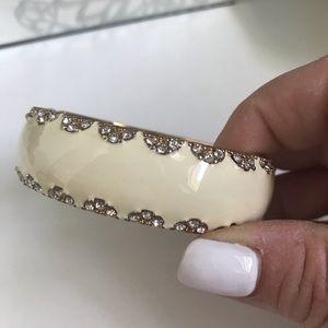 Stella and Dot enamel bracelet